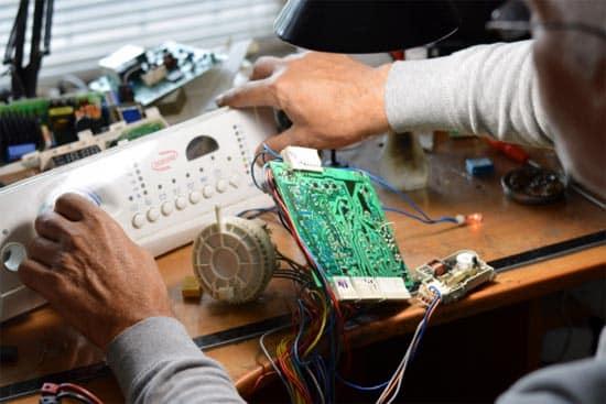 Popravka elektronike za veš mašine