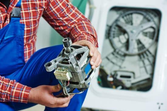 Popravka kolektorskog elektromotora veš mašine