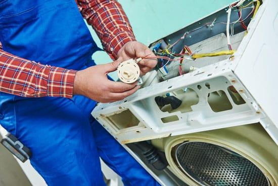 Zamena kondenzatora na veš mašini