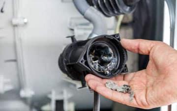 Zamena pumpe za vodu na veš mašini