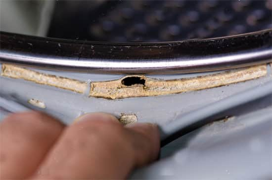 Zamena tunel gume na veš mašini